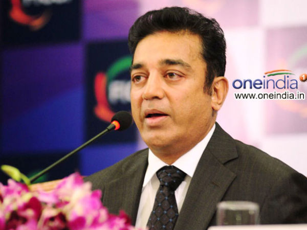 Kamal To Lead Official Indian Delegation To Cannes