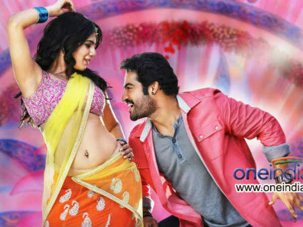 Samantha And Junior NTR