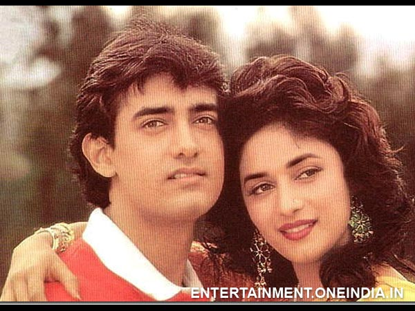 Dil with Aamir