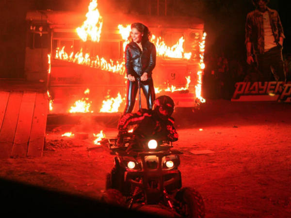 Bipasha Basu - Red Hot On Khatron Ke Khiladi