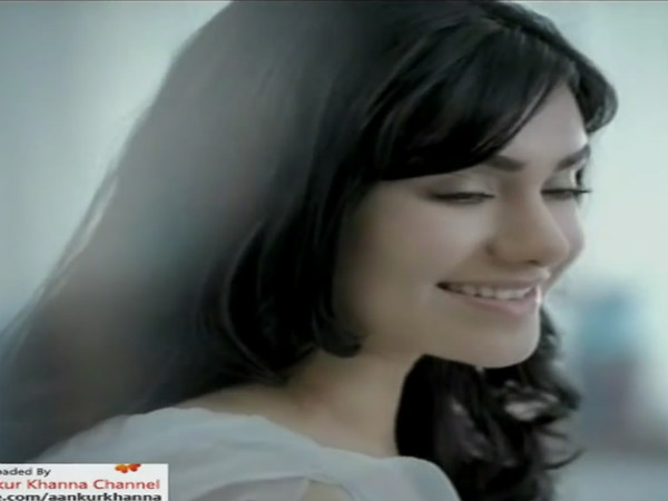 Adah Sharma In Olay Ad