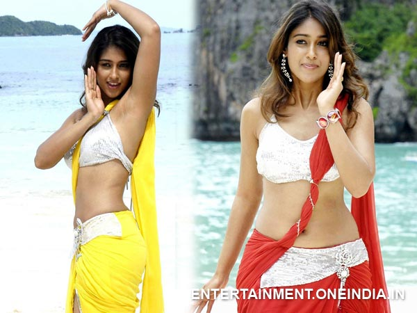 Ileana In Half Saree