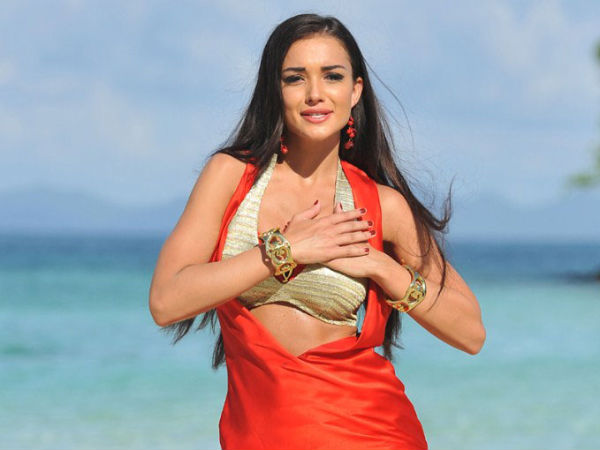 Amy Jackson Is Not Out Of Mass