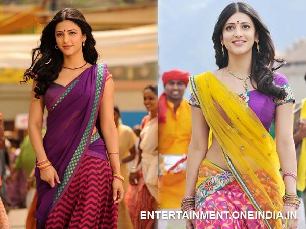 Pictures 25 Hot Telugu Actresses In Half Sarees Filmibeat