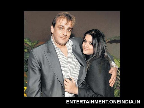 Sanjay Dutt and Richa Sharma's parents