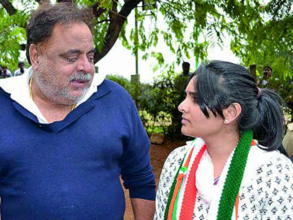 Ambareesh Had Supported Ramya