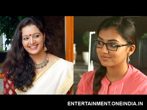 Manju Warrier All Praise For Nazriya Nazim
