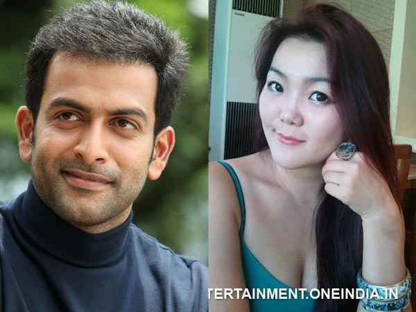 Prithviraj To Get A Mongolian Actress In His Film