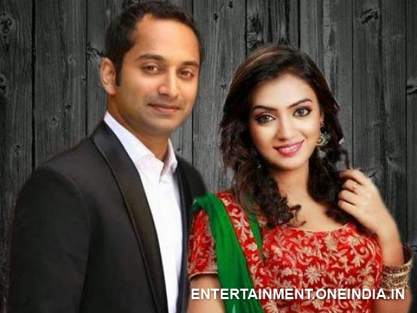 Nazriya -Fahad To Attend Amala Paul-Vijay Marriage