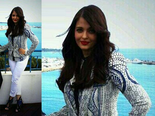 Aishwarya Rai At Cannes 2014: First Look