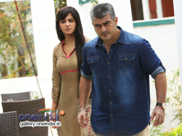 What's New On Ajith-Anushka's Movie!