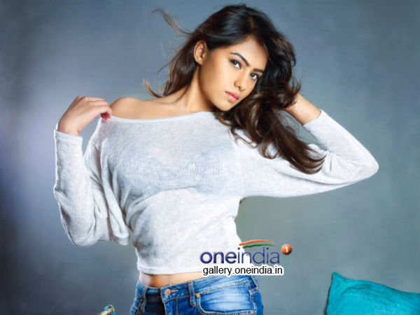 Vishnuvardhan Signs Deepa Sannidhi For Arya