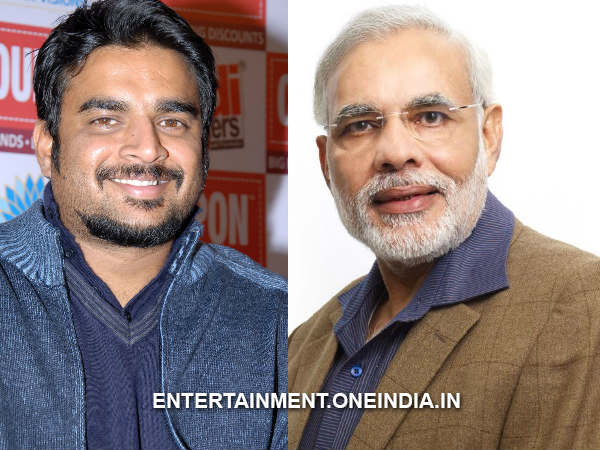 Madhavan Bowled Over By Narendra Modi's Speech