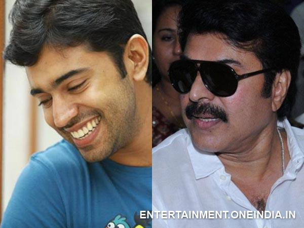 Nivin Pauly To Play Mammootty