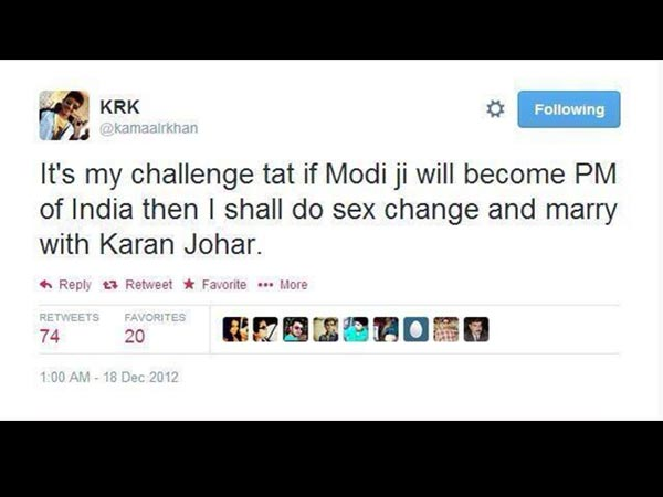 Marry Karan and Leave India