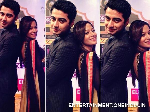 zee gold awards 2014 harshad and preetika dating