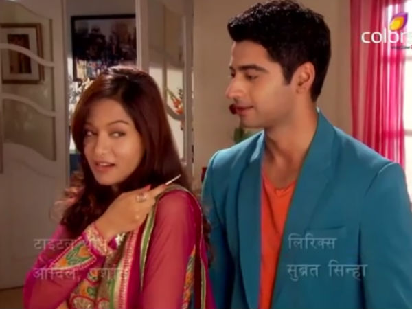 Aaliya And Zain Fight To Teach Barkat