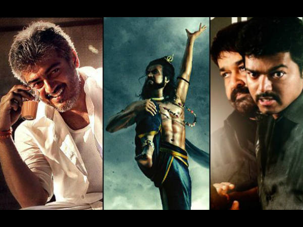 All Three In TN Box Office