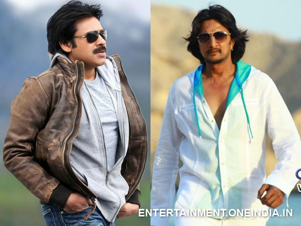 Sudeep To Play The Lead Role