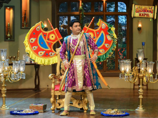 Kapil - The King Of Comedy