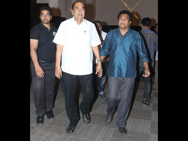 D Ramanaidu At Sivaji Raja's Daughter's Wedding