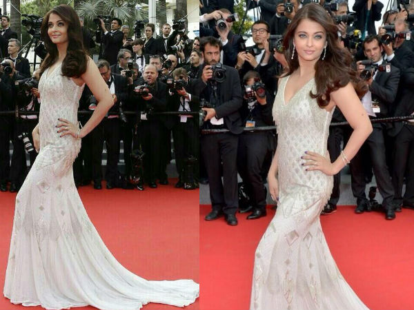 Aishwarya Rai's 2nd Appearance At Cannes 2014!