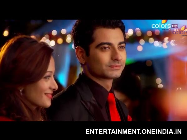 Zain And Aaliya At Party