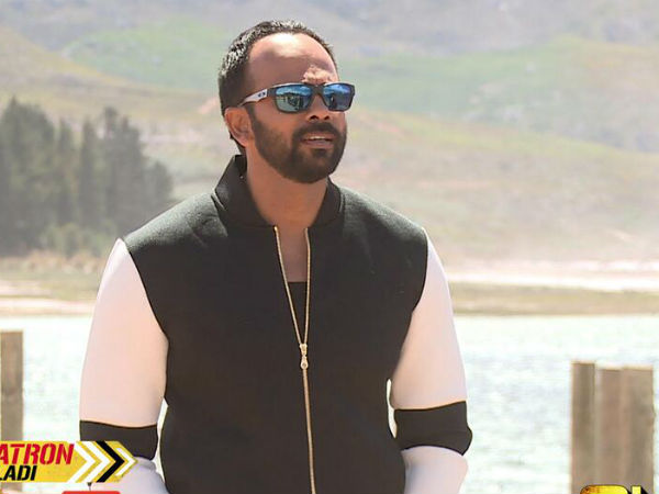 Rohit Shetty Ups Difficulty Level