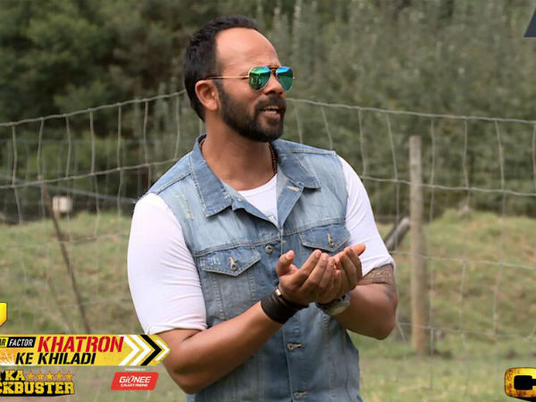 Rohit Shetty Boosts Confidence