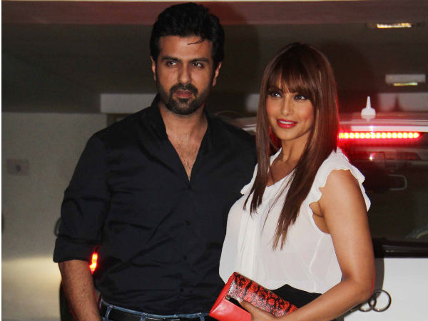 Harman Baweja And Bipasha