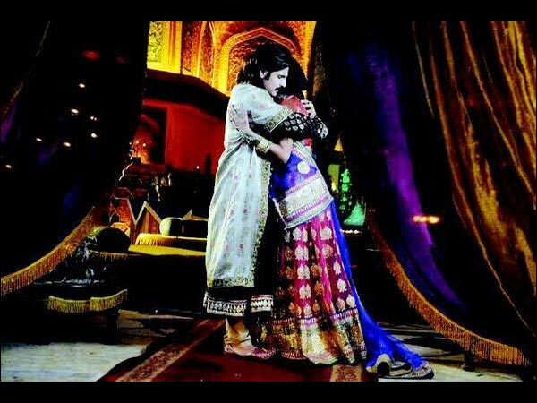 Jodha Akbar Together At Last