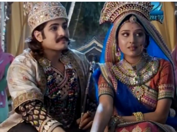 Jodha And Jalal's Anniversary