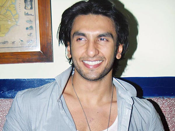 Ranveer Singh - 5th Rank