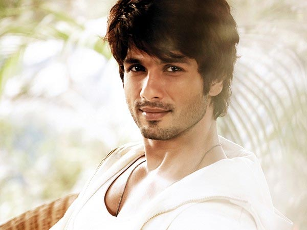 Shahid Kapoor - 10th Rank