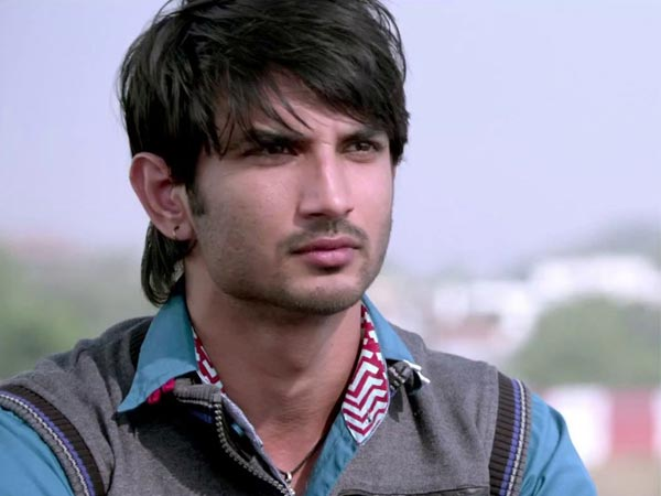 Sushant Singh Rajput - 16th Rank