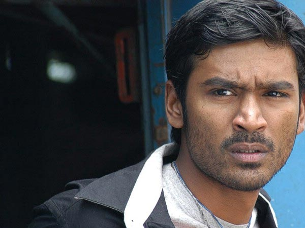 Dhanush - 25th Rank