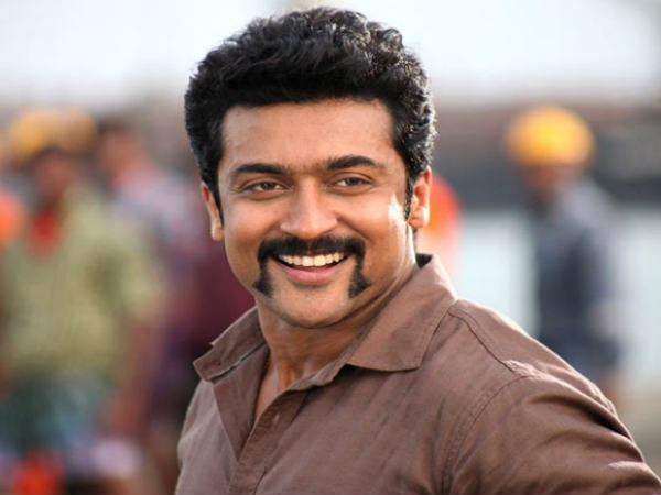 Suriya - 12th Rank