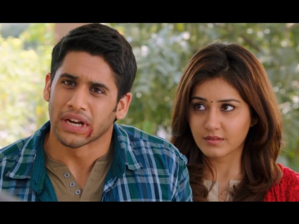 Manam Collection In East Godavari