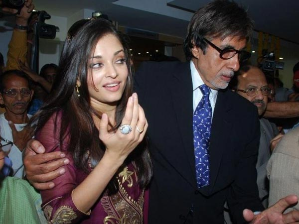Bizzare Link Up With Amitabh Bachchan