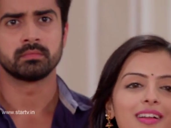 Shlok Unhappy About Puja