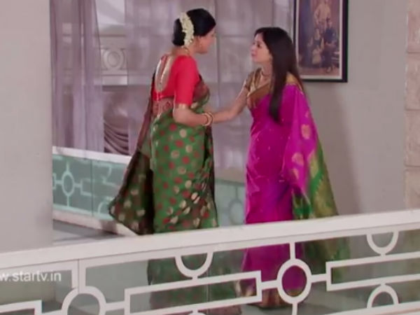 Anjali Warns Astha