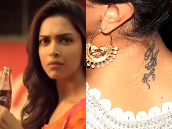 Deepika Padukone Loses Cool Over Ranbir Kapoor S Tattoo