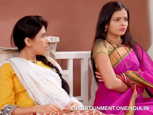 Astha Goes To Jyoti
