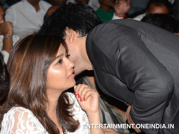 Nikhil Siddhartha's Bonding With Swathi Reddy