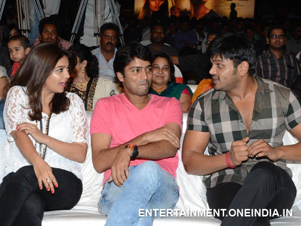 Swathi-Naresh-Manoj Bonding