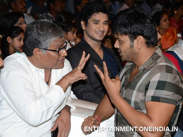 Tanikella Bharani-Manchu Manoj Bonding