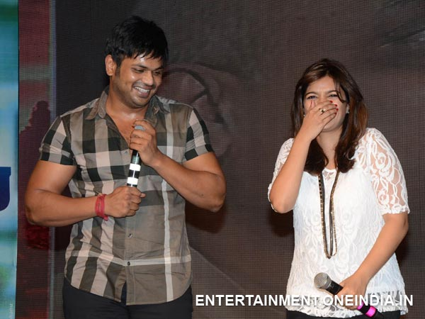 Swathi Reddy-Manchu Manoj's Bonding