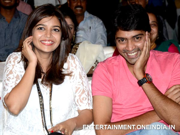 Swathi Reddy-Allari Naresh Bonding