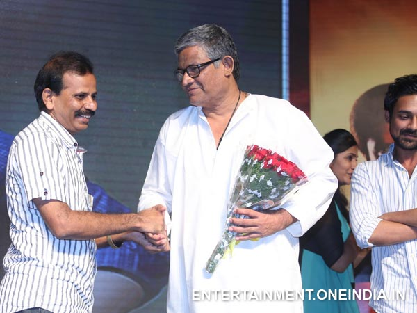 Tanikella Bharani Honoured At Karthikeya Music Release