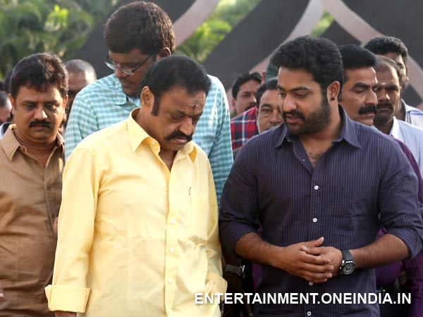 Junior NTR-Harikrishna Bonding